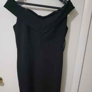 New York & Company off-shoulder dress